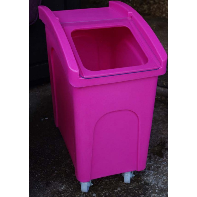 WHEELED FEED BIN - Medium - The Feed Bins & Storage Company