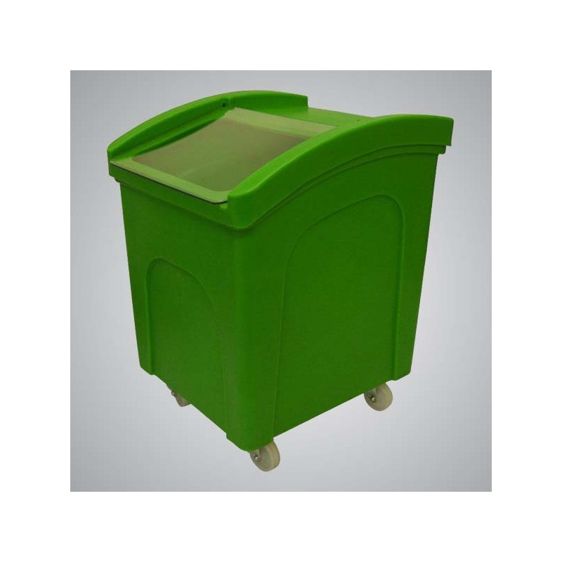 WHEELED FEED BIN - Large ...  sc 1 st  The Feed Bins u0026 Storage Company & WHEELED FEED BIN - Large - The Feed Bins u0026 Storage Company