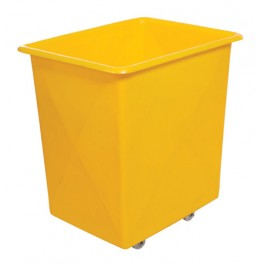 Tapered Truck 100 ltr No Base Single Lip - No Lid