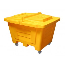 Tote Truck with Flat Lid